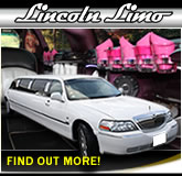 Lincoln Town Car for proms and weddings
